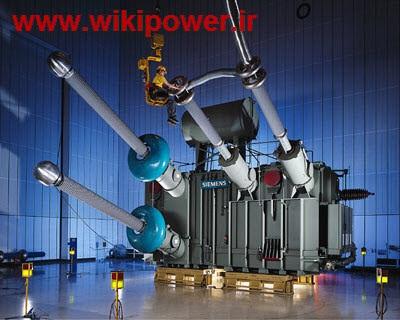خطوط ولتاژ بالا (HVDC) [www.wikipower.ir]