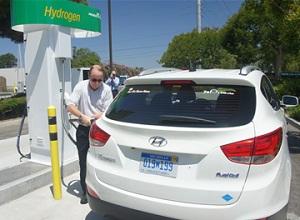 خودرو هیدروژن