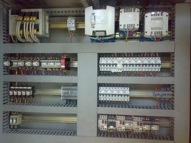 تابلو برق plc telemecanic _[www.wikipower.ir]