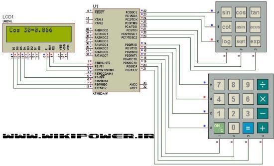 ماشین حساب[www.wikipower.ir]