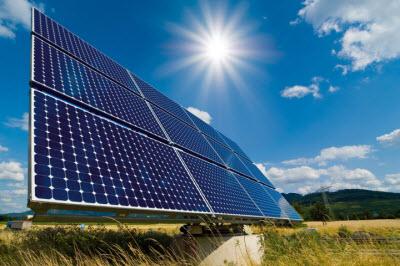 انرژی خورشیدی و نیروگاه خورشیدی _[www.wikipower.ir]