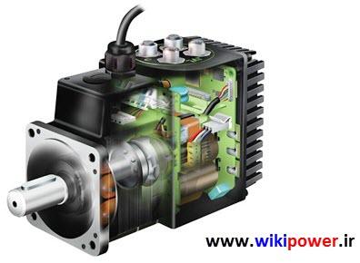 سرو موتور-[www.wikipower.ir]