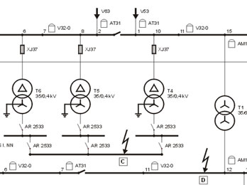 STR F6656B STR F6658B switching power thick film integrated circuit diagram together with Install as well Interior Wiring Systems 140 further Garage Rcd Wiring Diagram also Many Options For Building High Step Down Ratio Buck Converters. on overcurrent protection circuit