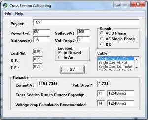 نرم افزار محاسبه سطح  مقطع کابل pset_[www.wikipower.ir] (2)