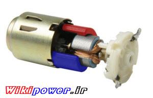 کنترل سرعت موتور dc-[wikipower.ir]